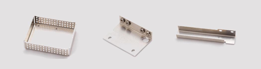 CNC gestanze Blechteile